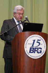Jerzy Pruski - Prezes BFG